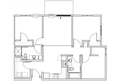 McKenzie 3Bedroom-B