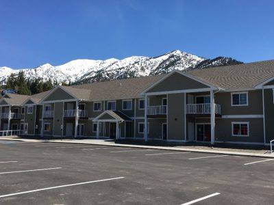 Alpine Park Apartments - NLR Management