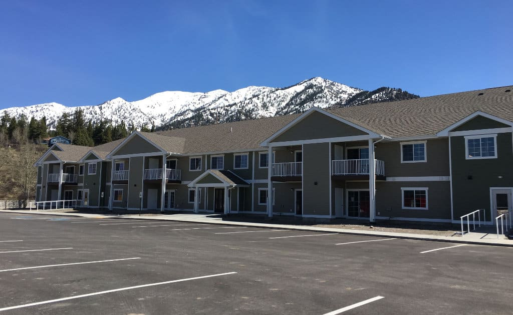 Alpine Park Apartments