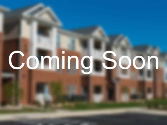 Coming Soon Apartment Image