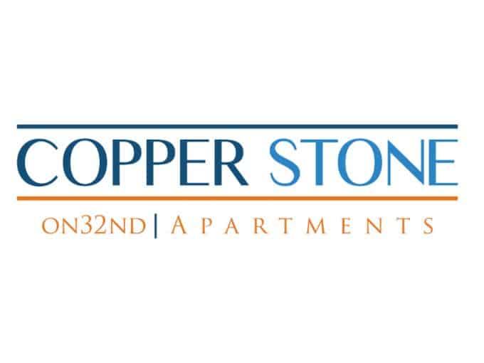 Copper Stone Apartments - Logo