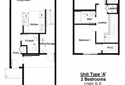 Prairie View 2Bedroom