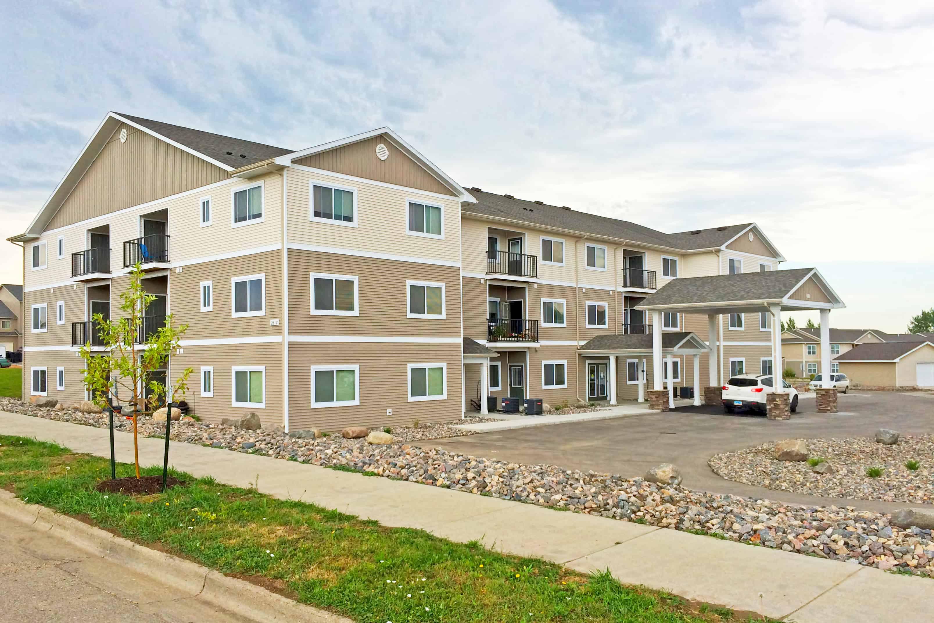 Williston Senior Apartment Homes II